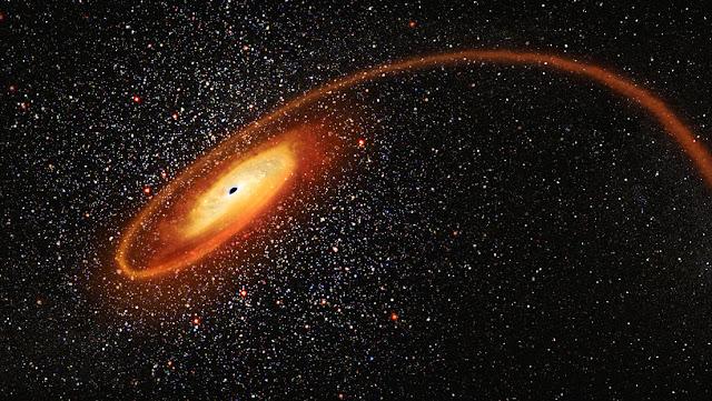 """Científicos descubren el """"eslabón perdido"""" en la evolución de agujeros negros al detectar un """"homicidio cósmico"""""""