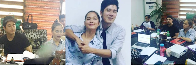 "Paulo Avelino and Maja Salvador reunite in film ""I'm Drunk, I love You"""