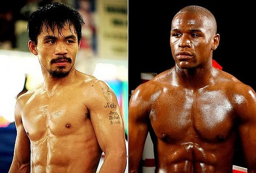 Image: Floyd Mayweather vs. Manny Pacquiao