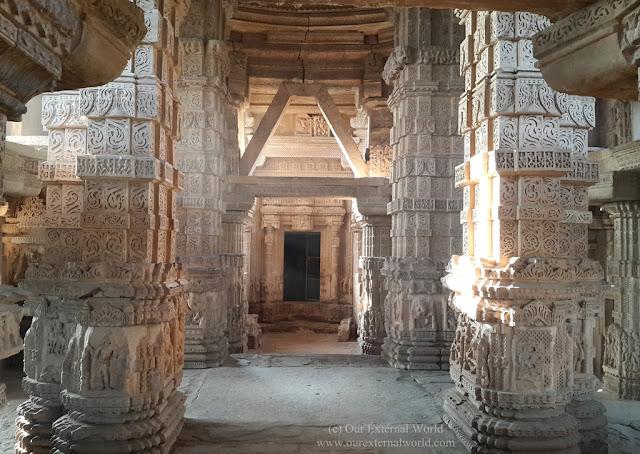 Sas Bahu Temple - Gwalior