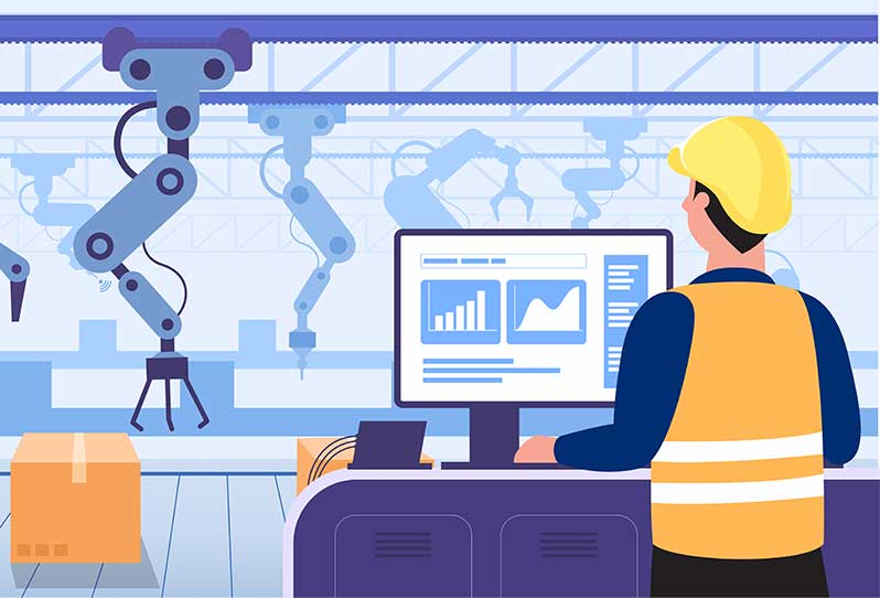 Smart Factory Gives Your Manufacturing Business An Edge