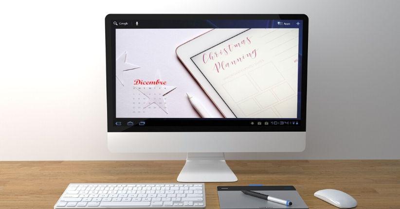 Free december wallpaper - Sfondo desktop gratis