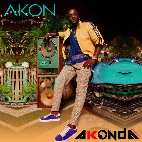 [FULL ALBUM] Akon – Akonda
