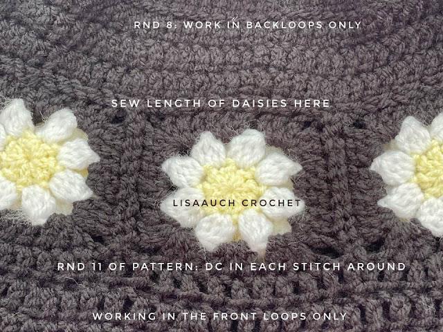 crochet bucket hat pattern free