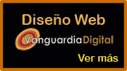 Diseño web - Vanguardia Digital