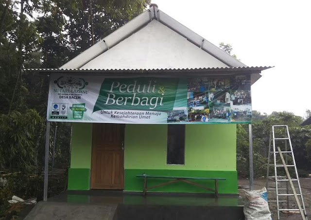 Keren! NU Care Blitar Masifkan Program 1000 Rumah untuk Duafa