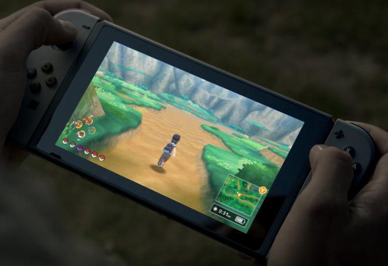 Nuevos detalles de la próxima obra de Pokémon en Nintendo Switch