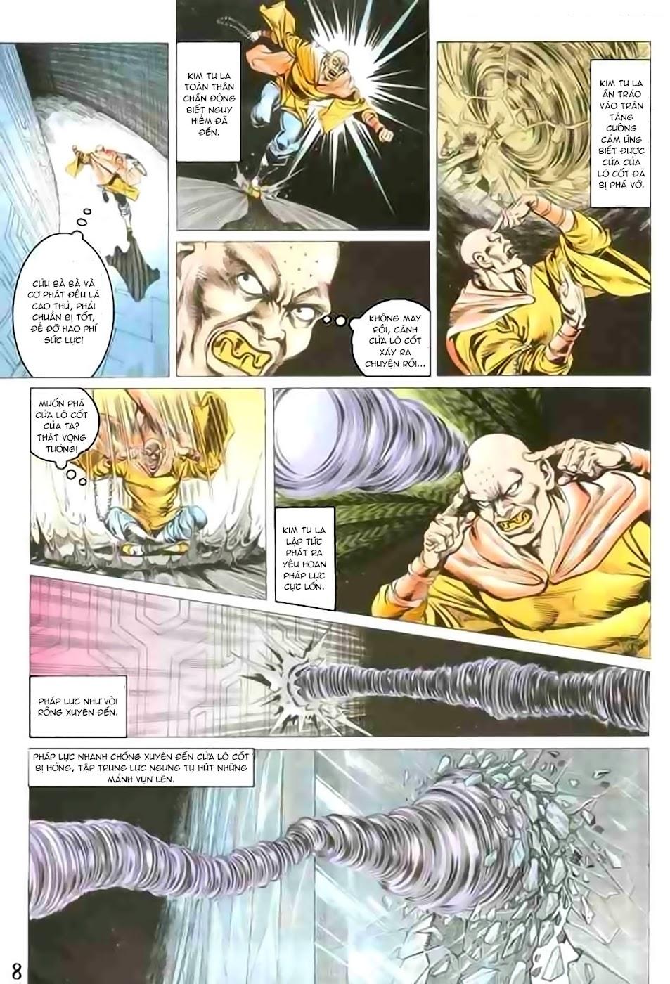 Cơ Phát Khai Chu Bản chapter 97 trang 8
