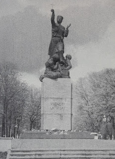 Łatgalska Mara - pomnik poległych za wolność Łotwy