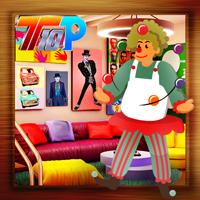 Top10NewGames Acrobat House Escape