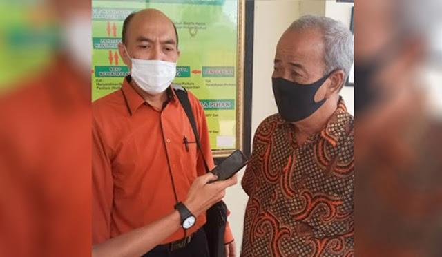 Direktur PT Bumi Subur dan TR Tak Muncul dalam Agenda Mediasi Gugatan Perdata di PN