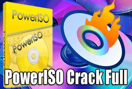تحميل برنامج PowerISO v7.7 Full اخر اصدار كامل مع التفعيل مدى الحياة