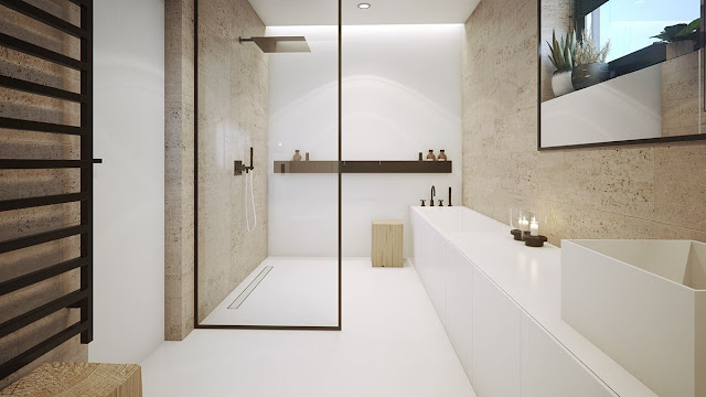 5*5 Bathroom Design