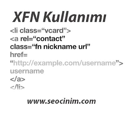 XFN Kullanımı