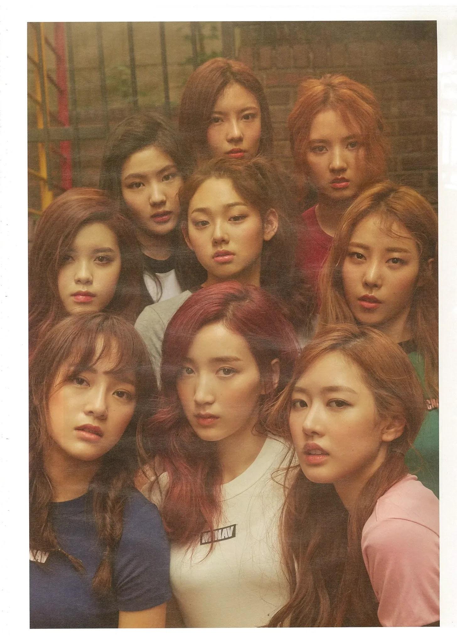 gugudan - HIGH CUT Korea 2016-07-29 Vol.178 - 12p