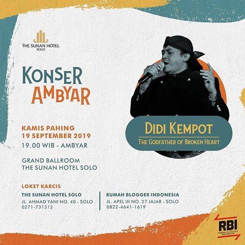 Kopdar Blogger Yang Ambyar Di Solo Bersama Rumah Blogger Indonesia