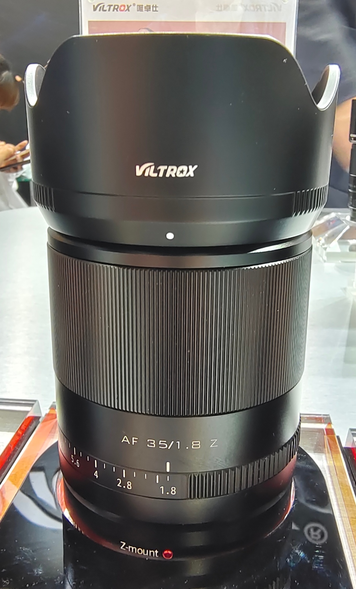 Объектив Viltrox AF 35mm f/1.8 Z