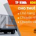 Xe Tải Gửi Hàng Hà Nội - TP Vinh, Nghệ An