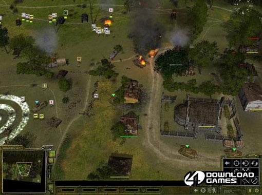 لعبة الحرب الاستراتيجية Sudden Strike Crimea للكمبيوتر