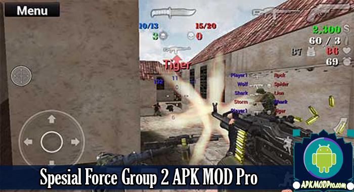 Special Forces Group 2 MOD APK 4.1 (Unlimited Money) Latest 2020