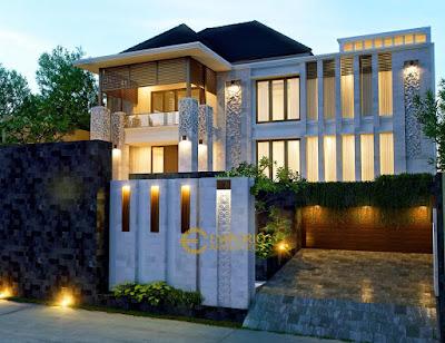 Gunakan Jasa Emporio Architect, Berikut 6 Inspirasi Desain Villa Modern Terbaik