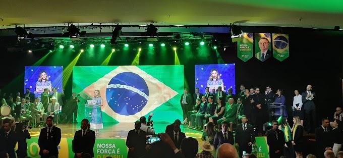 38 é o novo número do partido Aliança Pelo Brasil do Bolsonaro