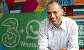 Kisah Inpiratif Pendiri WhatsApp