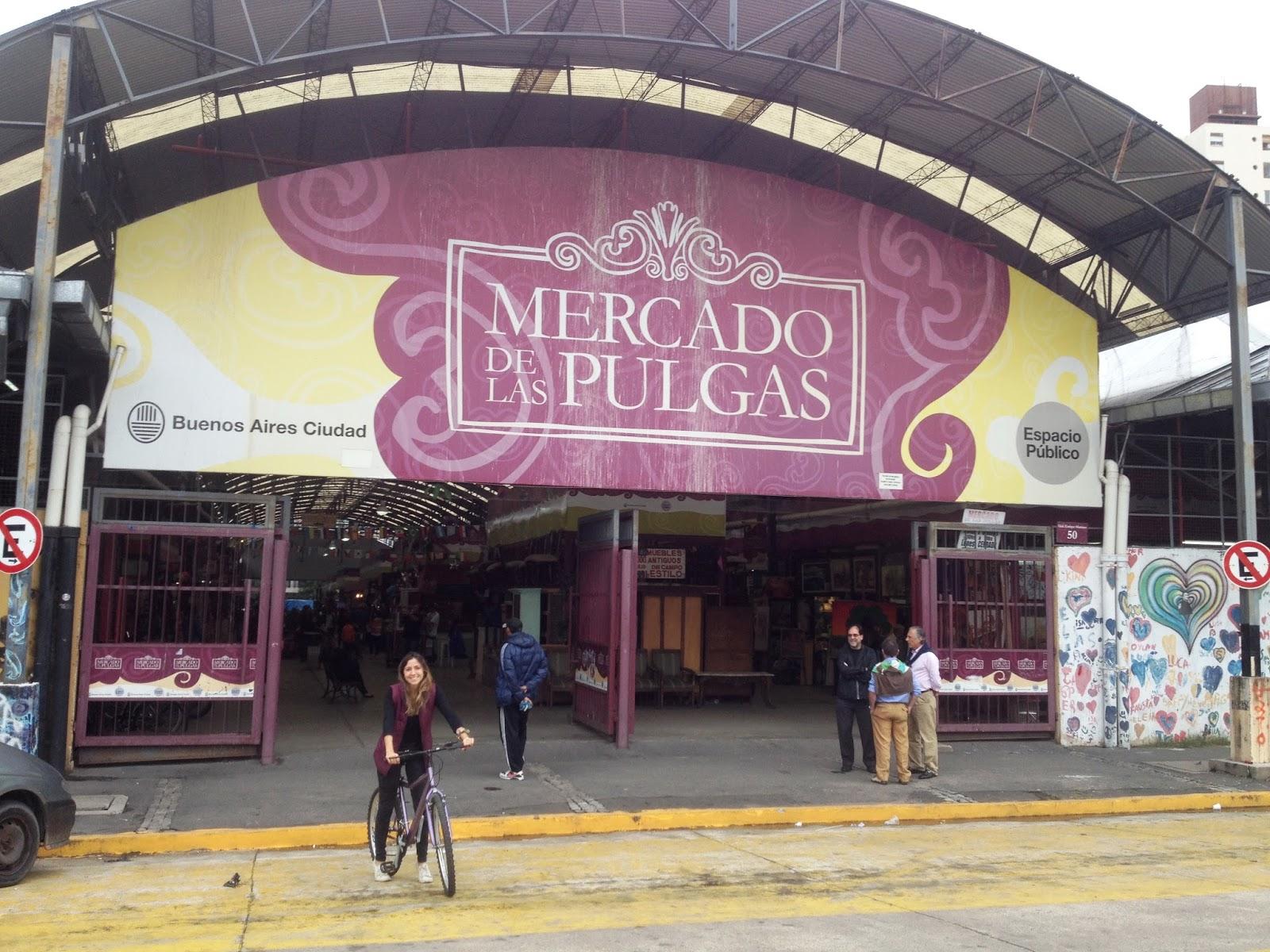 Mercado De Las Pulgas De Colegiales Un Mundo De