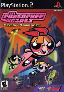The Powerpuff Girls Relish Rampage PS2 Baixar