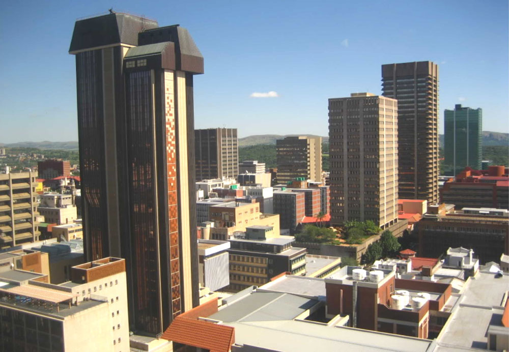 Pretoria | Capital Administrativa da África do Sul