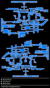 Castlevania Symphony Of The Night Map Walkthrough : castlevania, symphony, night, walkthrough, Castlevania, Symphony, Night, Woodworking