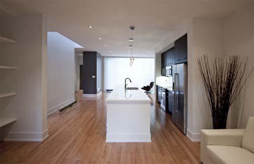 contemporary 63 degree house interior design
