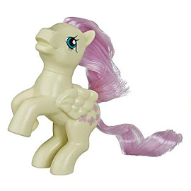 My Little Pony Retro Rainbow Mane 6 Fluttershy Brushable Pony
