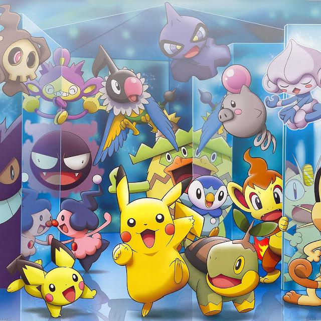 cartoon, pokemon, wallpaper android