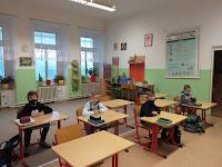 Druháci ve škole