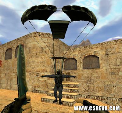 Model - Paraquedas New, parachute