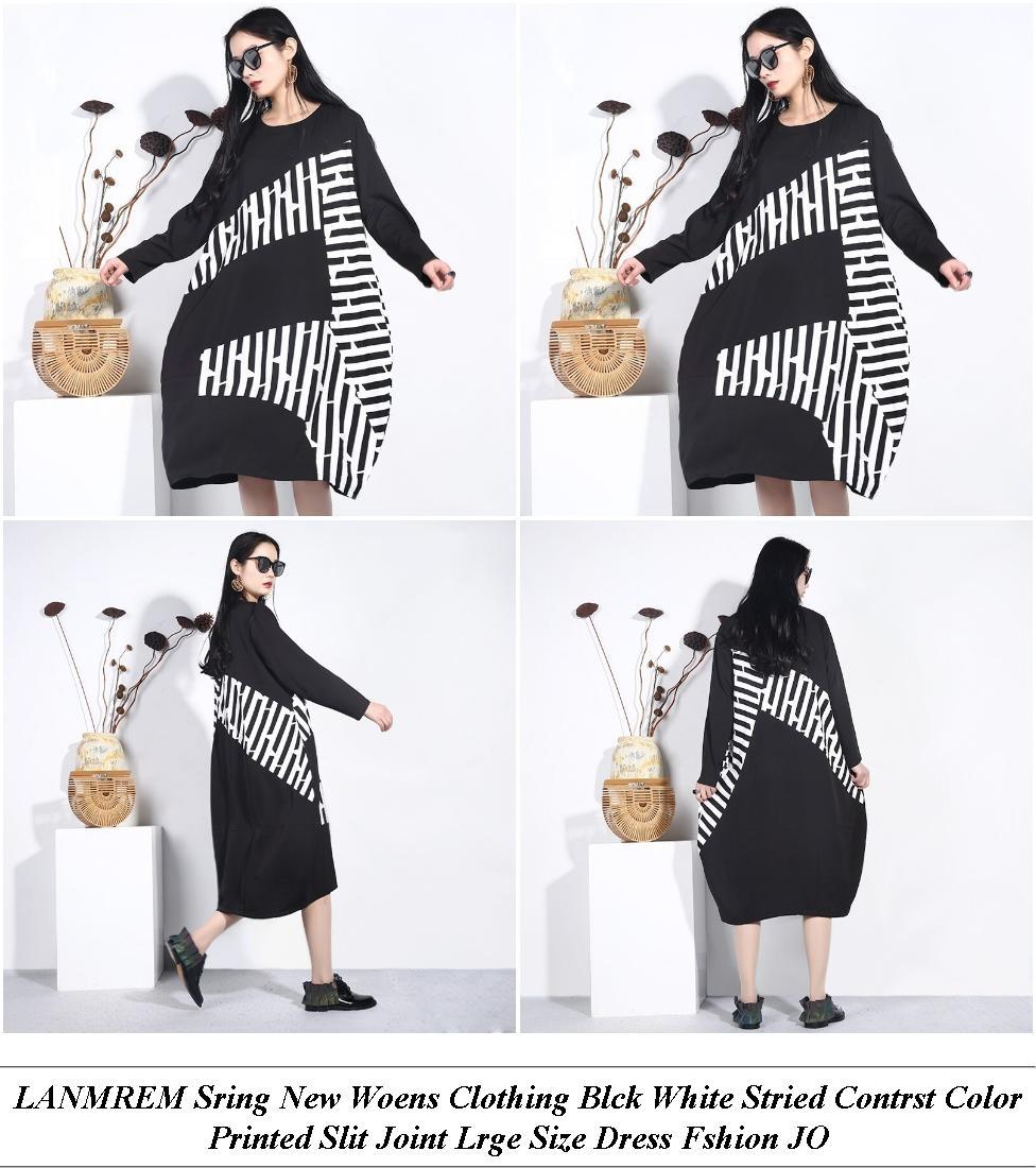 Long Sleeve Nightdress - Shop Online Fashion Clinic - Uy Dresses Online Australia