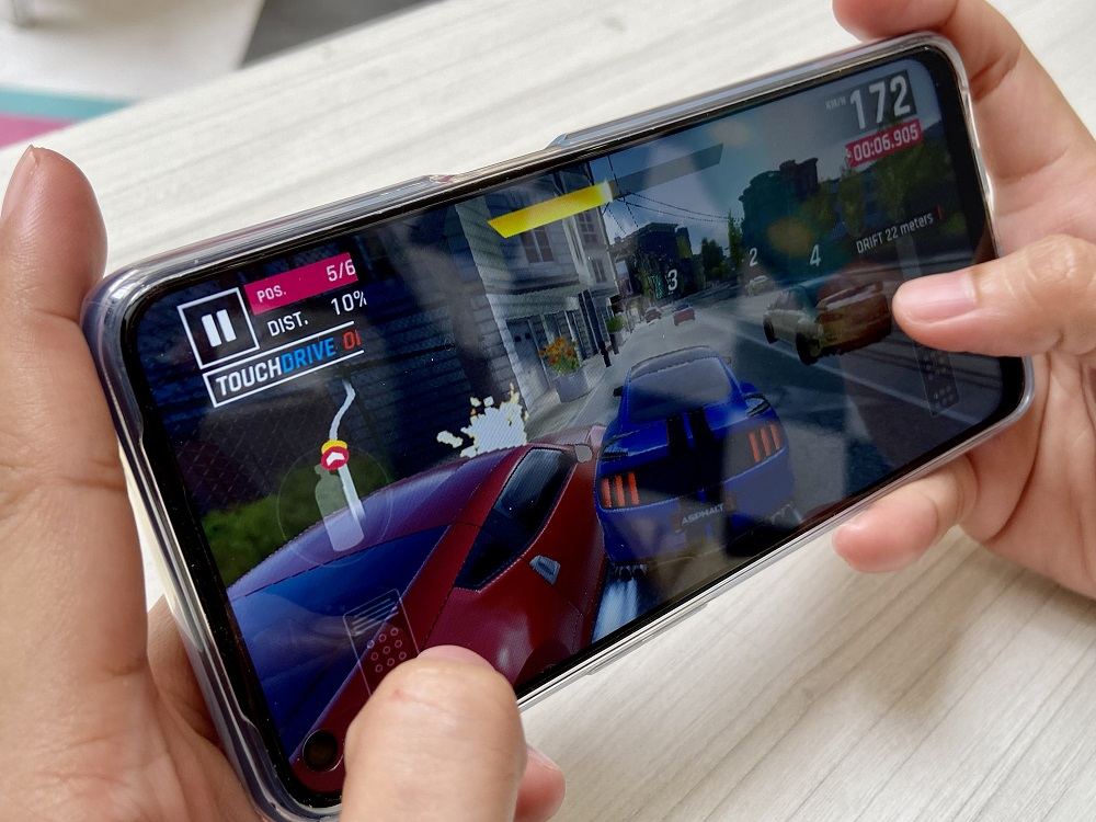 OPPO A54 Gaming Experience