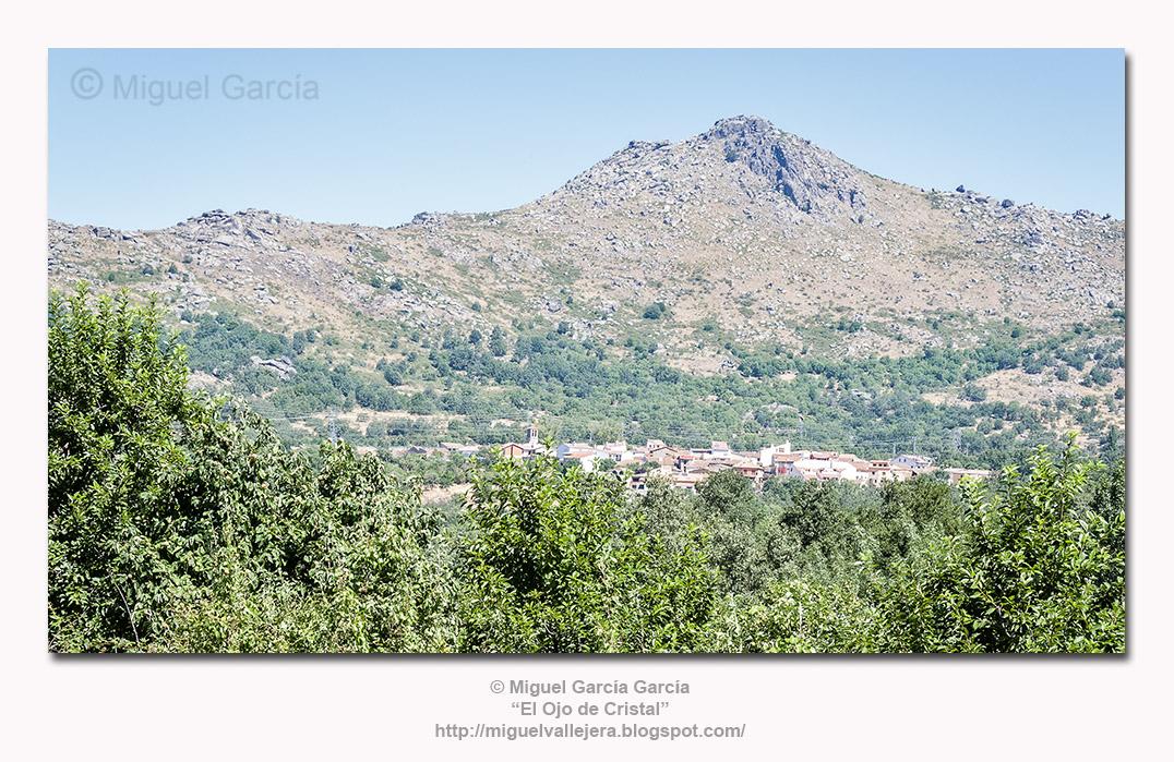 Vallejera de Riofrío (Salamanca) a los píes del pico de Cabeza Gorda