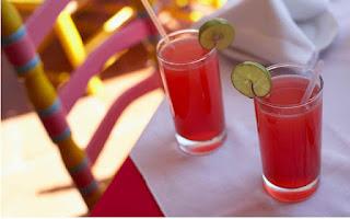 Bebida roja