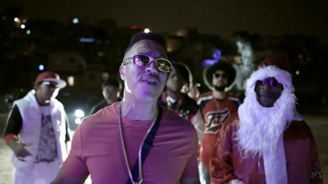 """Musica nova do Mano Brown vem para deseja um feliz natal a todos. Assista """"Natal no Gueto"""""""