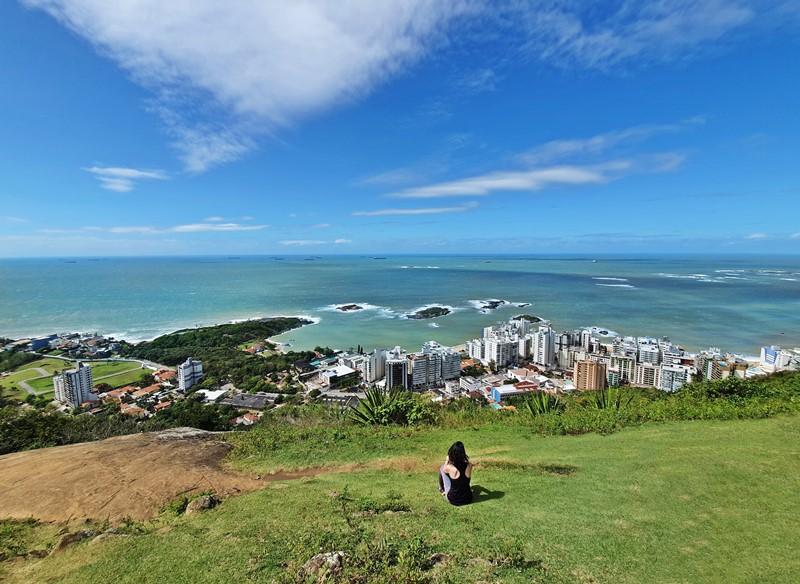 Vista do Morro do Moreno, Vila Velha - ES
