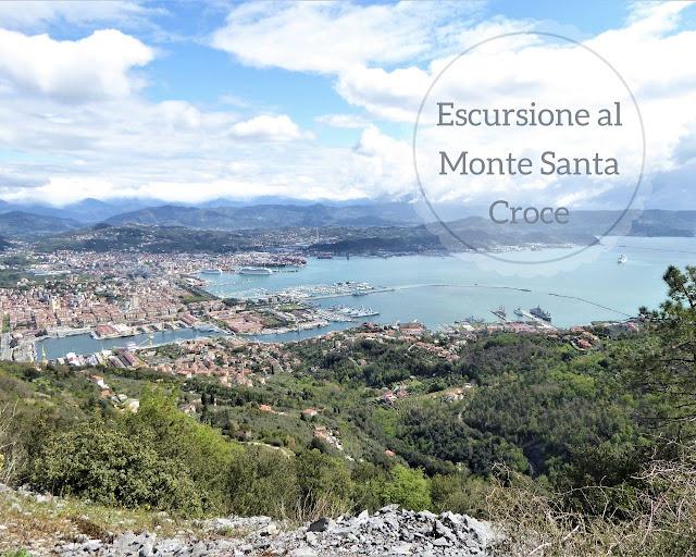Escursione dalla Spezia al Monte Santa Croce