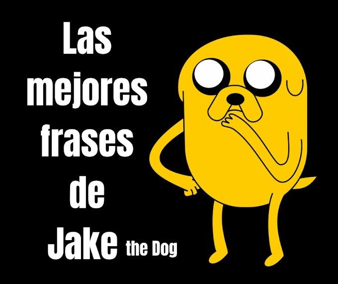 Las mejores Frases De Jake el Perro