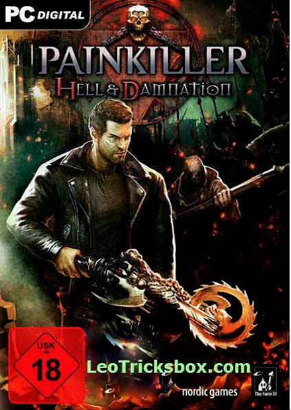 PC Game : Painkiller Hell and Damnation 1