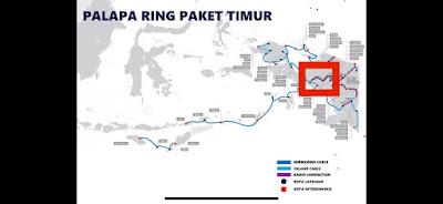 KKB Kembali Berulah, Bakar Dua Pemancar Milik Telkom di Puncak Papua