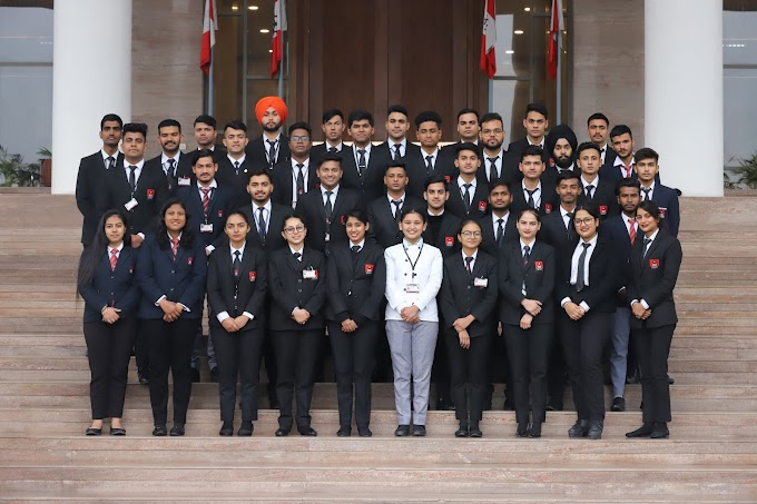 Walt Disney Selects 47 Chandigarh University Students