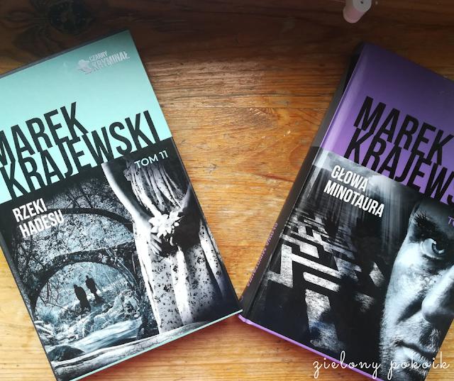 Kulturalnie: Marek Krajewski - Rzeki Hadesu. Głowa Minotaura