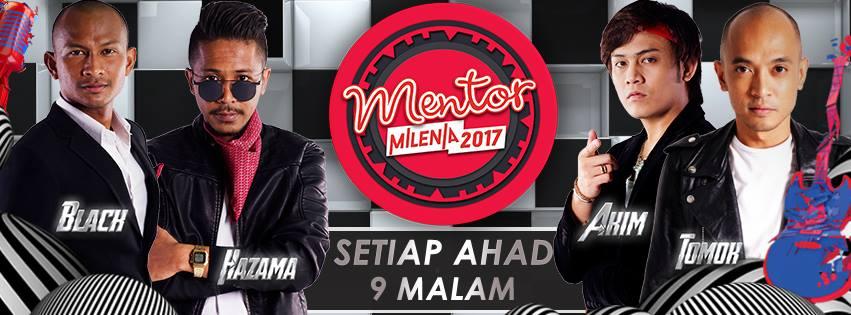 Live Streaming Mentor Milenia 2017 Minggu 10
