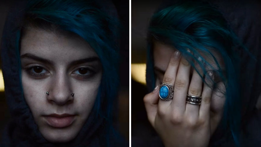 Student Captures People's Reactions After They Are Told That They Are Beautiful